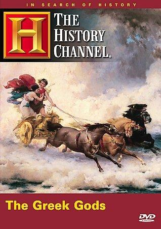 In Search of History: The Greek Gods (DVD)