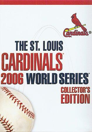 The St. Louis Cardinals: 2006 World Series Collector's Edition (DVD)
