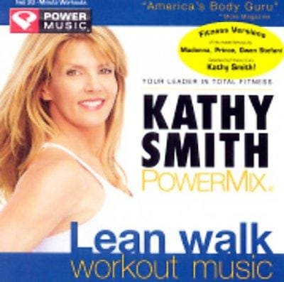 Various - Kathy Smith Powermix: Lean Walk Workout Music