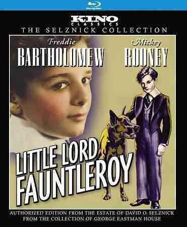 Little Lord Fauntleroy (Blu-ray Disc)