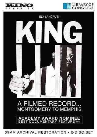 King: A Filmed Record...From Montgomery to Memphis (DVD)