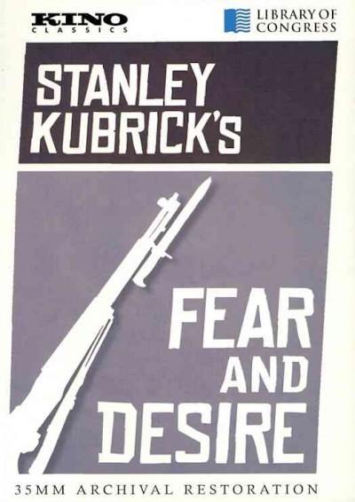 Stanley Kubrick's Fear & Desire (DVD)