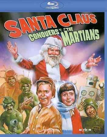 Santa Claus Conquers the Martians (Blu-ray Disc)
