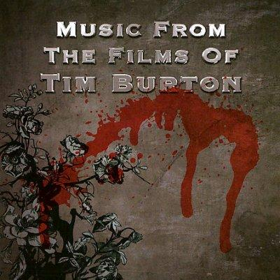 Various - Music from The Films of Tim Burton (OST)