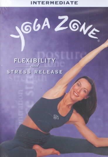 Yoga Zone: Flexibility & Stress Releas (DVD)