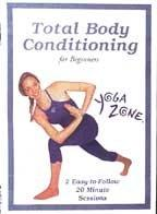 Yoga Zone: Total Body Conditioning (DVD)