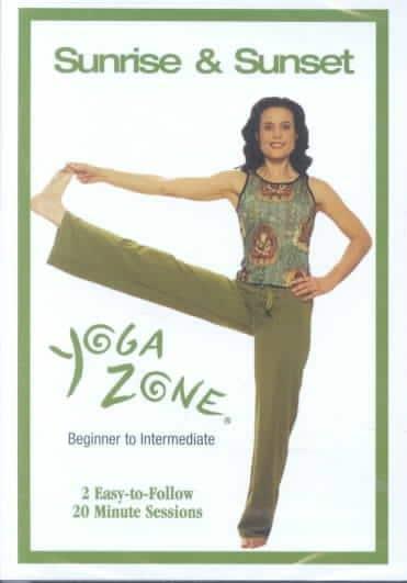 Yoga Zone: Sunrise and Sunset (DVD)