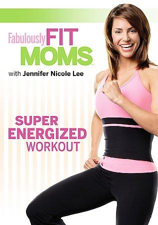 Fabulously Fit Moms: Super Energized Workout (DVD)