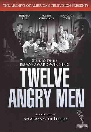 Studio One: Twelve Angry Men (DVD) - Thumbnail 0