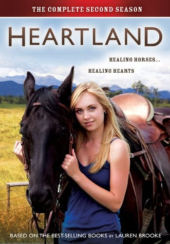 Heartland: The Complete Second Season (DVD)