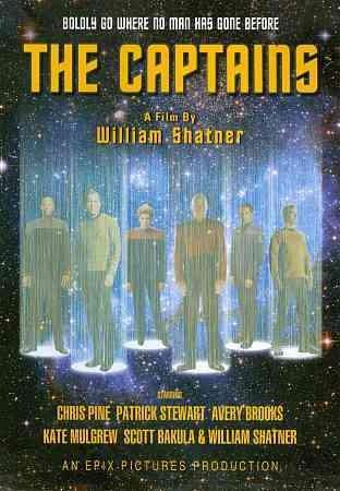 The Captains (DVD)