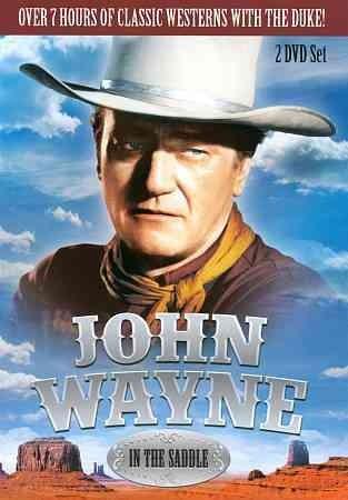 John Wayne: In the Saddle (DVD)