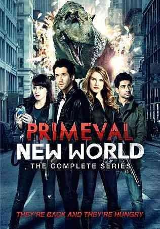 Primeval: New World: The Complete Series (DVD)