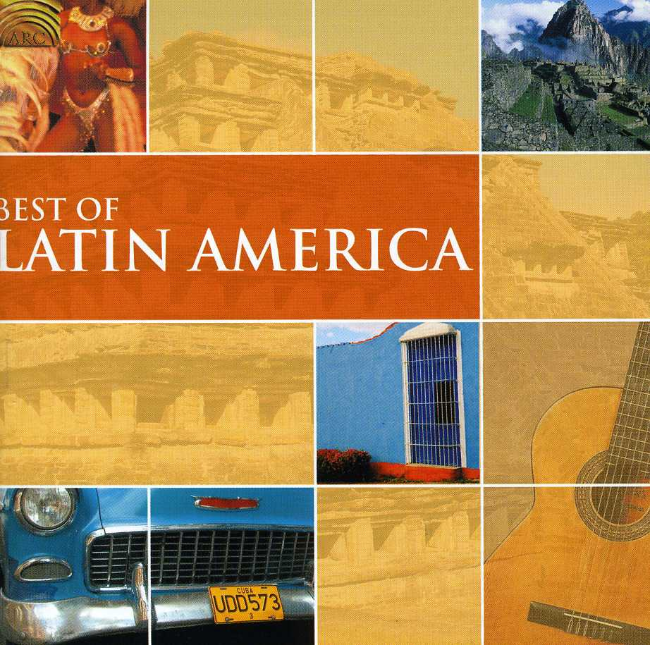 Various - Best of Latin America