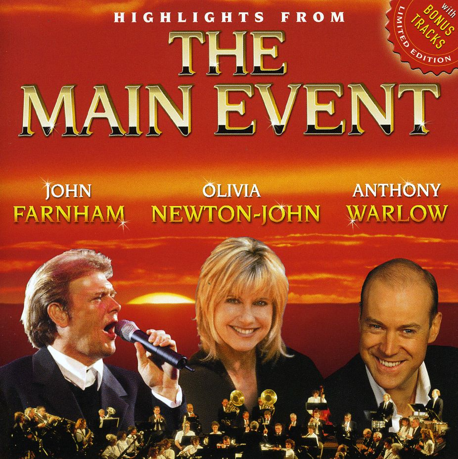 Various - Highlights From The Main Event