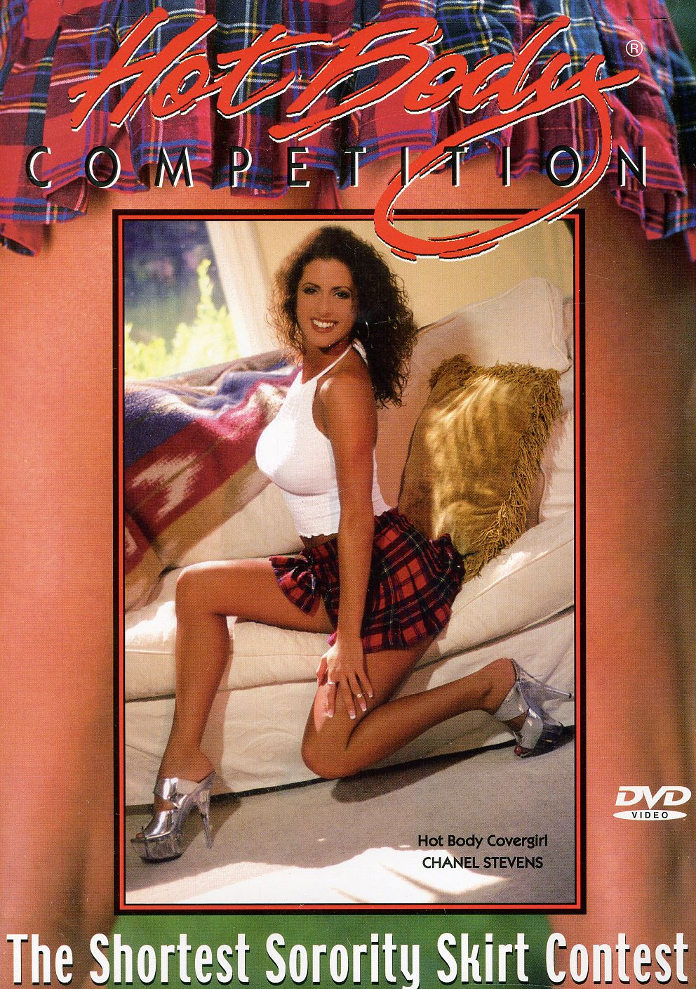 Hot Body Competition - The Shortest Sorority Skirt Contest (DVD)