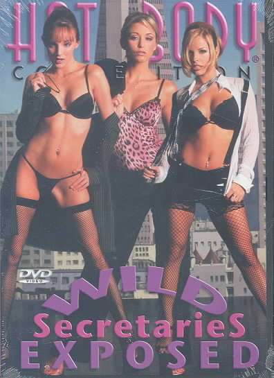 Wild Secretaries Exposed Contest (DVD)