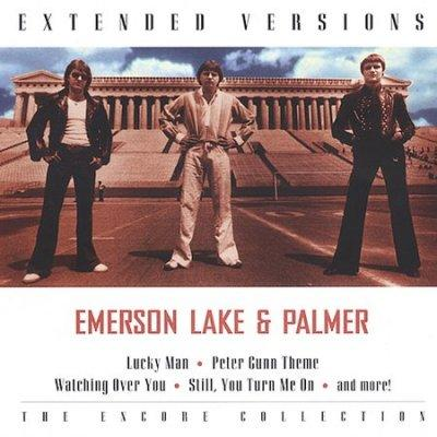 Lake & Palmer Emerson - Extended Versions Live