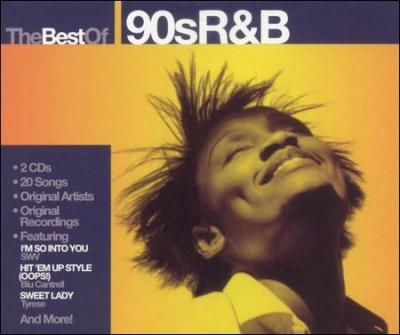Various - Best of 90s R&B