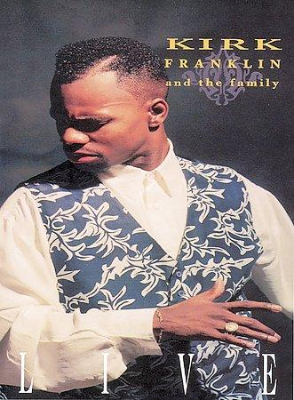 Kirk Franklin and the Family Live (DVD)