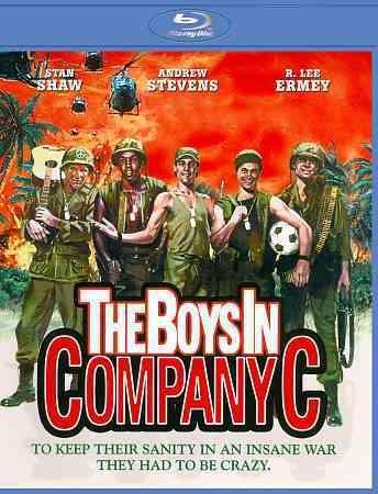 The Boys in Company C (Blu-ray Disc)