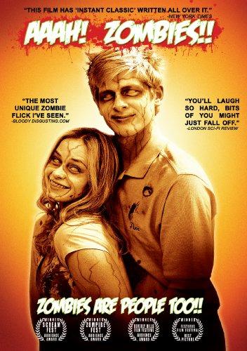Aaah! Zombies!! (DVD)
