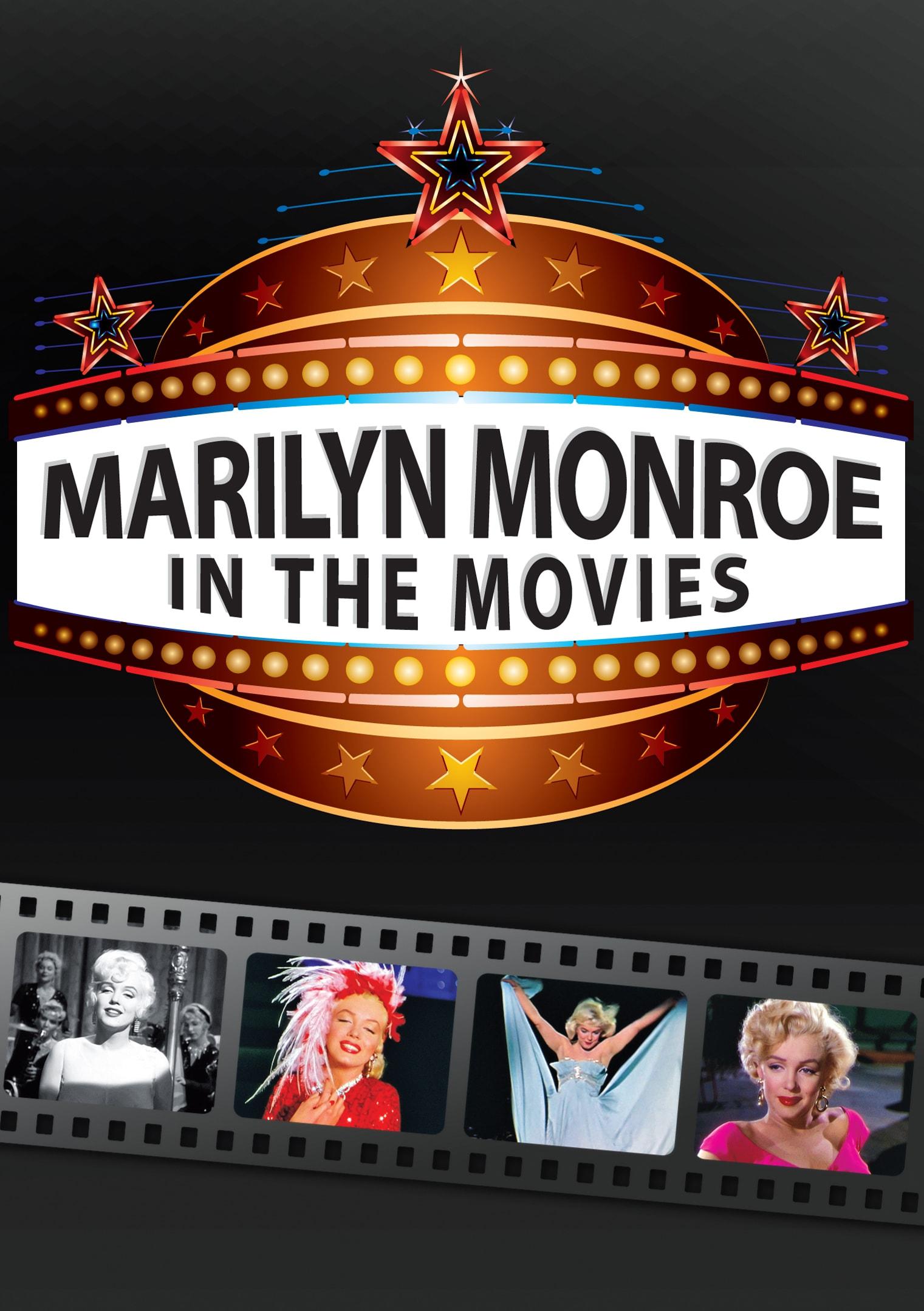 Marilyn Monroe - In the Movies (DVD)