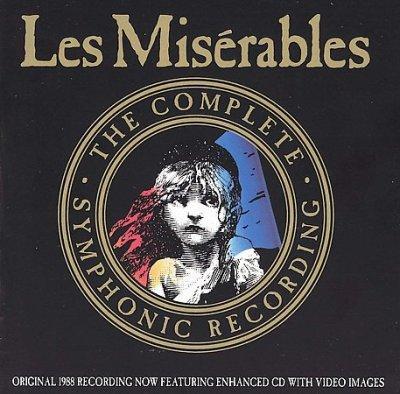 Various - Les Miserables: Complete Symphonic Recording