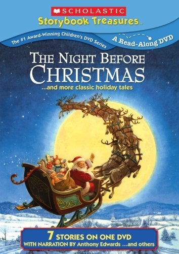 The Night Before Christmas (DVD)