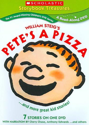 Pete's A Pizza (DVD)