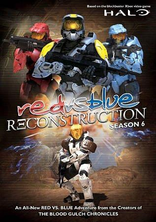 Red Vs. Blue: Reconstruction (DVD)