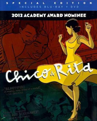Chico and Rita (Blu-ray/DVD)