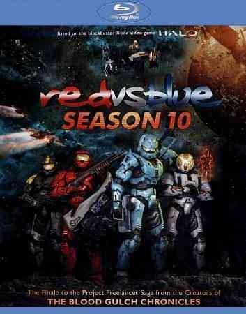 Red Vs. Blue: Season 10 (Blu-ray Disc)