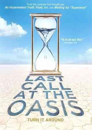 Last Call at the Oasis (DVD)