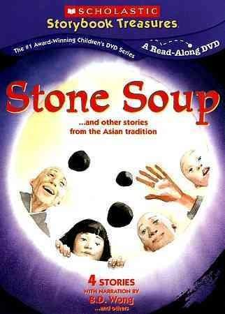 Stone Soup...and Other Stories from the Asian Tradition (DVD)