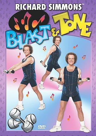 Blast N Tone (DVD)