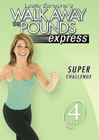 Walk Away The Pounds Express Super Challenge 4 Miles (DVD)