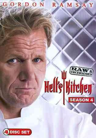 Hell's Kitchen: Season 4 (DVD)