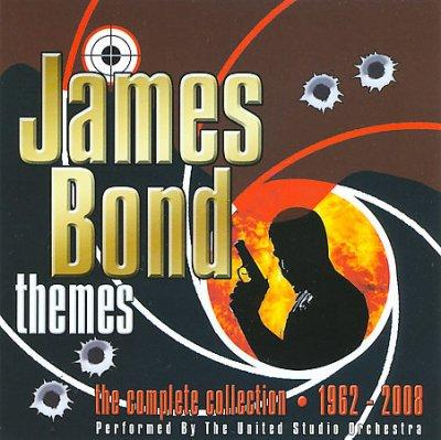 Various - James Bond Themes: The Complete Collection- 1962-2008 - Thumbnail 0
