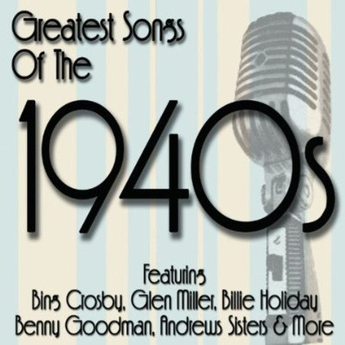 Various - Greatest Songs Of The 1940's