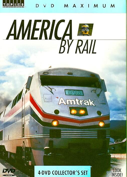 DVD Maximum: America By Rail (DVD)
