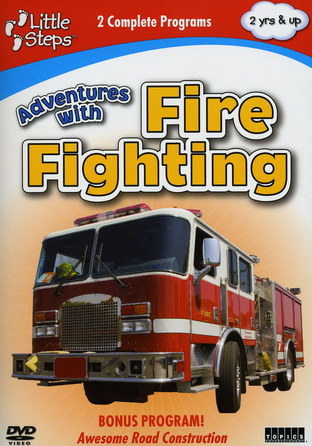 Adventures with Fire Fighters (DVD)