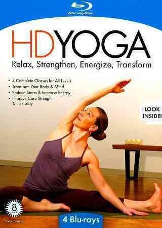 HD Yoga (Blu-ray Disc)