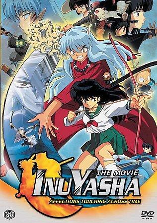 InuYasha The Movie 1: Affectations Touching Across Time (DVD)