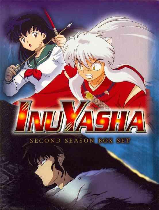 InuYasha Season 2 (DVD)