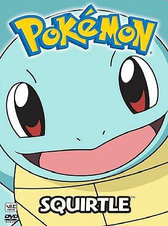 Pokemon Vol 4: Squirtle (10th Anniversary Edition) (DVD)