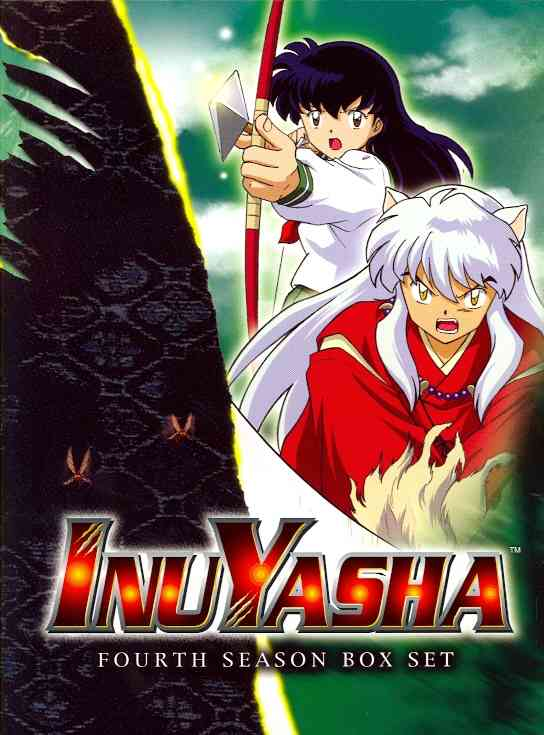 InuYasha Season 4 (DVD)