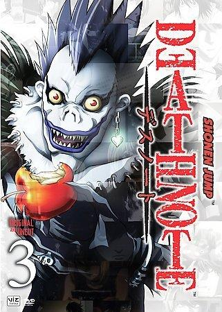 Death Note Vol 3 (with Limited Collector's Figurine) (DVD)