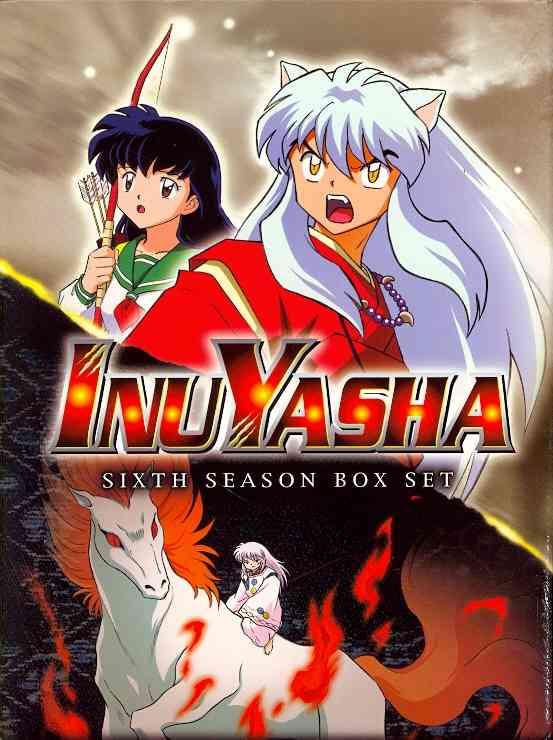 Inuyasha Season 6 (DVD)