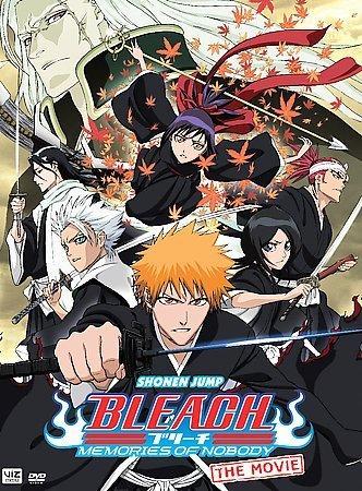 Bleach: Memories of Nobody: The Movie (DVD)